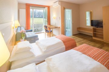 Hotel Classic Freiburg - Barrier-free rooms