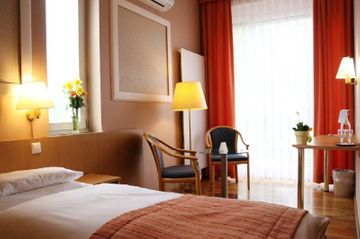 Hotel Classic Freiburg - Single and double rooms